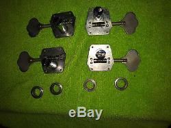 1958-1965 Fender Bass Guitar Tuners Pre Cbs 1959 Keys