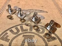 1960's Fender Mustang Bass Guitar Lollipop Tuners-Tuning Keys Coronado 1966-1969