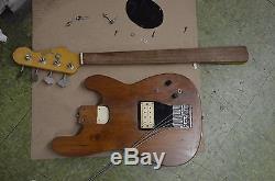 1964 Fender Precision Bass NeckOriginal Tuners Rosewood Vintage P 5FEB63C BODY