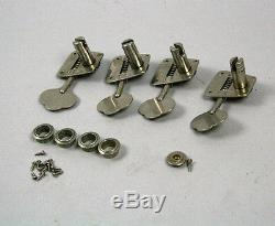 1968-1975 Fender Precision Or Jazz Bass Guitar Tuners USA Tuning Keys