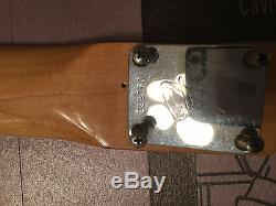 1969 Fender Precision Bass neck + tuners VINTAGE! 1968 1967