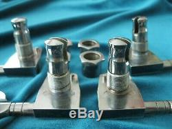 1970's No Screw GIBSON BASS GUITAR TUNERS for EB-O EB-3 EB-4