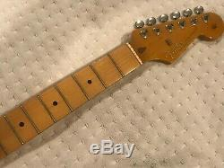 1984 Fender JAPAN(MIJ)1957 57(RI) STRATOCASTER STRAT ST-357 GUITAR NECK, TUNERS