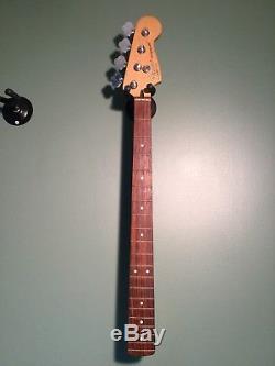 1993 Fender MIM Precision Bass Guitar Neck W Tuners