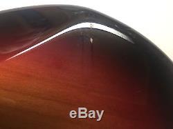 2008 Fender American Standard Precision Bass MIM Neck/Tuners Original OHSC