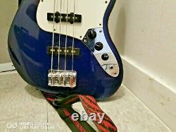 2008 Fender Squire Affinity J Bass Guitar