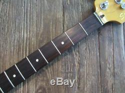 2011 Squier by Fender Classic Vibe 60s Precision P-Bass Neck + Tuners Rosewood