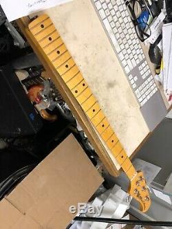 2013 Ernie Ball Music Man 4 string Cutlass Bass Neck with Tuners