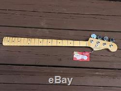2016 Fender American deluxe Jazz Neck With Tuners