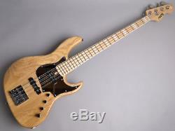 2017 ATELIER Z BK4 Ken Ken Signature Model Electric Bass Guitar 4 string D tuner