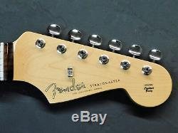 2017 Fender Classic Player Vintage 60's RI Strat NECK & TUNERS Pau Ferro Guitar