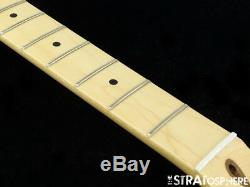 2018 Fender American Special Strat NECK + TUNERS USA Stratocaster Parts, Maple