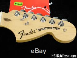 2018 Fender American Special Strat NECK & TUNERS USA Stratocaster USA Maple