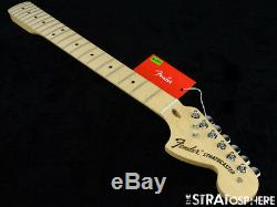 2018 Fender American Special Strat NECK+ TUNERS USA Stratocaster USA, Maple