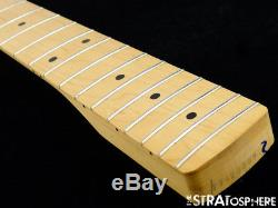 2018 Fender Player Precision P BASS NECK & TUNERS Bass Guitar Parts Maple SALE