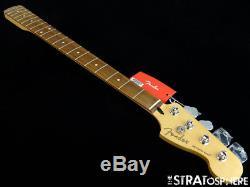 2018 Fender Player Precision P BASS NECK & TUNERS Bass Guitar Parts Pau Ferro