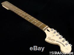 2018 Fender Squier Standard Stratocaster Strat NECK + TUNERS Guitar Parts