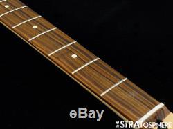2018 Fender Standard JAZZ BASS NECK & TUNERS Bass Guitar 9.5 Radius Pau Ferro