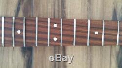 2018 Fender Std (MIM) Precision P BASS Neck & Tuners Pau Ferro