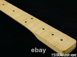 2020 Fender Player Jazz BASS NECK & TUNERS Bass Guitar Parts Modern C Maple