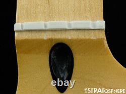 2020 Fender Player Jazz BASS NECK & TUNERS Bass Guitar Parts Modern C Maple SALE
