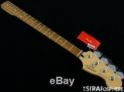 2020 Fender Player Precision P BASS NECK & TUNERS Bass Guitar Parts Pau Ferro