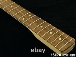 2020 Fender Player Precision P BASS NECK + TUNERS Bass Guitar Parts Pau Ferro
