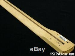 2020 Fender Player Precision P BASS NECK +TUNERS Bass Guitar Parts Pau Ferro