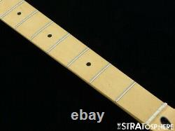 2021 Fender Player Jazz BASS NECK + TUNERS Bass Guitar Parts Modern C Maple