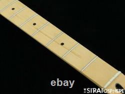 2021 Fender Player Precision P BASS NECK + TUNERS Bass Guitar Parts Maple