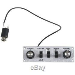 20X(Violin Bass Guitar Control Line For Hofner Violin Bass Guitar BB2 S1I3)
