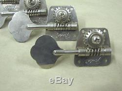 60-70s Fender Bass Guitar Tuners