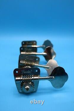 77-85 Fender Jazz Precision Telecaster bass tuning peg tuners
