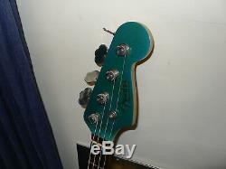 Allparts USA Fender licensed vintage relic'd Precision Bass neck Schaller tuners