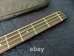 Amazing Steinberger Spirit Xt-2db Bass Guitar With Drop-tuner! Excellent