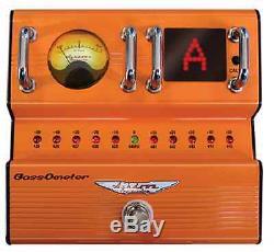 Ashdown BassOmeter Bass Guitar Tuner Pedal