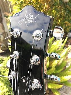 Aslin Dane 335 Style Guitar Grover Tuners Made in Korea