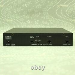 BOSS PRO TU-50 Chromatic Tuner Made in Japan Guitar effect Rack