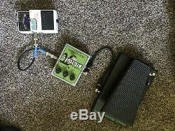 Bass Effects Pedal Bundle. Big Muff, Dual Wah, Tuner, 20' Mogami Cable, +more