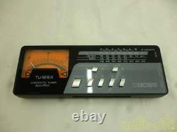 Boss Guitar Bass Tuner TU-12EX Musical Instrument From Japan