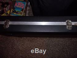 Charvel Neck Thru EMG's Locking Tuners Hardshell Case