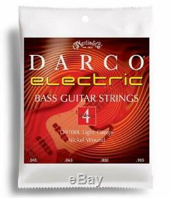 Daisy Rock Candy Bass Guitar, Pearl White (DR6774-U) with Stand, Tuner, Cleaning
