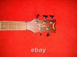 Dean EABC 5 String Cutaway Acoustic Electric Bass Guitar