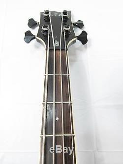 ESP LTD Viper 304 Bass Guitar EMG Pickups Gotoh Res-o-Lite Tuners & Levy Gig Bag