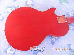 Epiphone Les Paul SL, Hot Pickups, Upgraded Tuners, Capacitor, 5lbs 6ozs, Nice