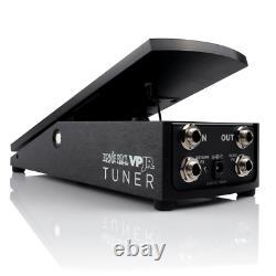 Ernie Ball VP JR Volume Pedal & Tuner Black P06203