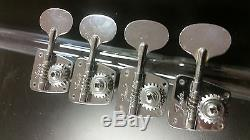 Fender 1968 Telecaster Bass Neck Lollipop Tuners For Precision Jazz Tone