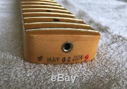 Fender American Standard Maple Jazz Neck With Tuners