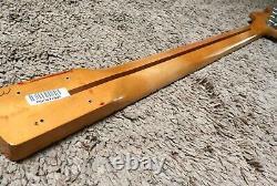 FENDER ROAD WORN 50s PRECISION BASS NECK & TUNERS -Roadworn 57 Pre-CBS RI Nitro