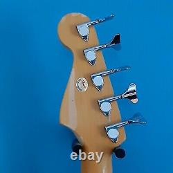 Fender 50th Anniversary Limited Edition Jazz Bass Guitar Sunburst 1996